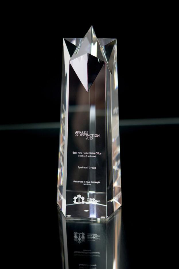 Spallacci Homes OHBA Awards